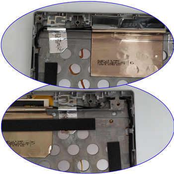 送料無料!!! 1 PC オリジナル新ノートパソコンのトップカバー A HP 8560 1080P 8570 1080P