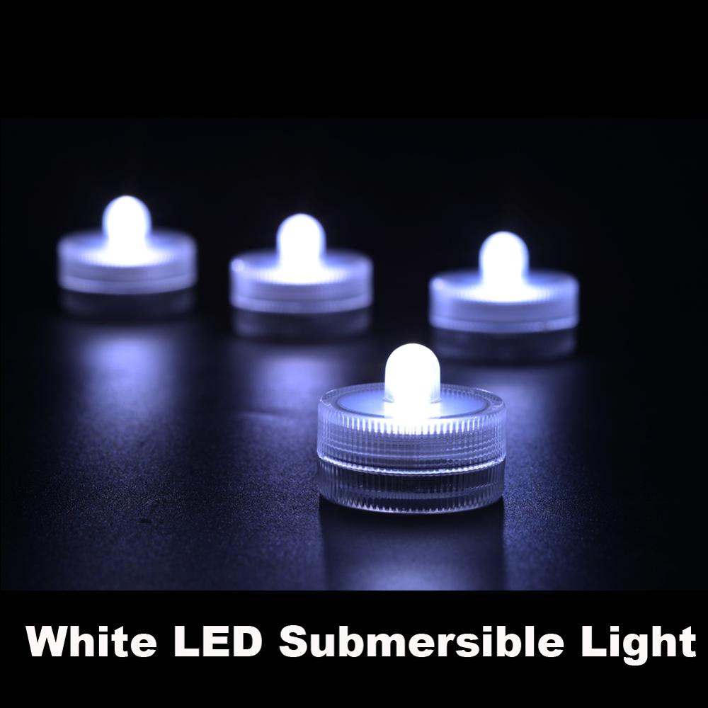 50leds White Small Battery Operated Waterproof Mini Led
