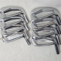 golf irons 8PCS JPX719 Forged Iron Set JPX719 Golf Forged Irons Golf Clubs 4 9PG R/S Flex Steel/Graphite Shaft With Head Cover