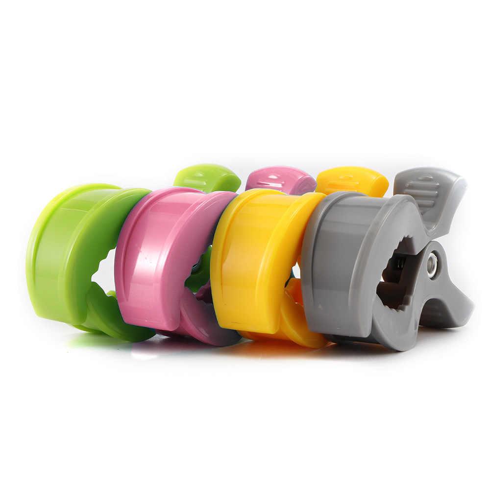 1 шт. Детские красочные аксессуары для автомобильных сидений пластиковые коляски Игрушка клип коляска колышек на крючок крышка одеяло москитная сетка зажимы