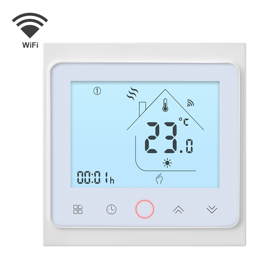 Smart WiFi Thermostat 7 Day Programmable Digital Touch