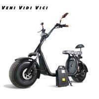 Venividivici 2018 горячая Распродажа Harley электрический скутер два колеса электровелосипед для взрослых внешнего аккумулятора автомобиля гидравли