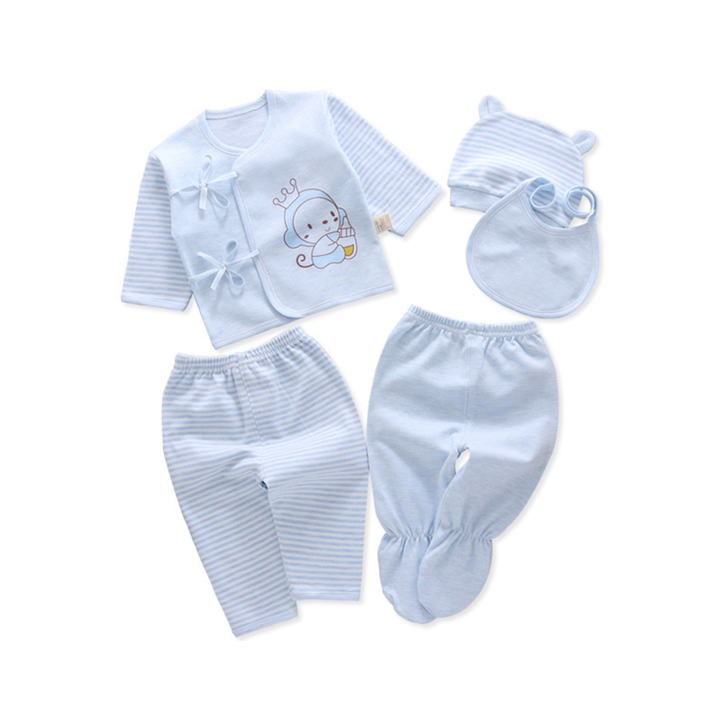00c21cb0c241 Detail Feedback Questions about Newborn Baby Unisex 5pcs Clothes ...