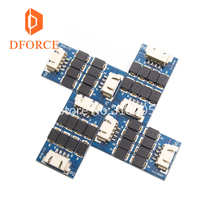 DFORCE 4 pieces/pack TL-smoother PLUS addon module for 3D pinter motor drivers Driver Terminator reprap mk8 i3