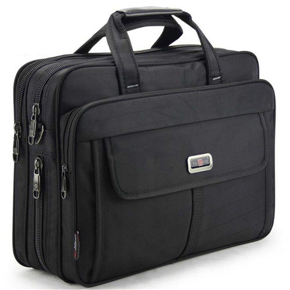 OYIXINGER 2019 Business Briefcase 15.6 Inch Men Handbags Work Bag For Lawyer Office Handbag Women Waterproof Nylon Laptop Bags