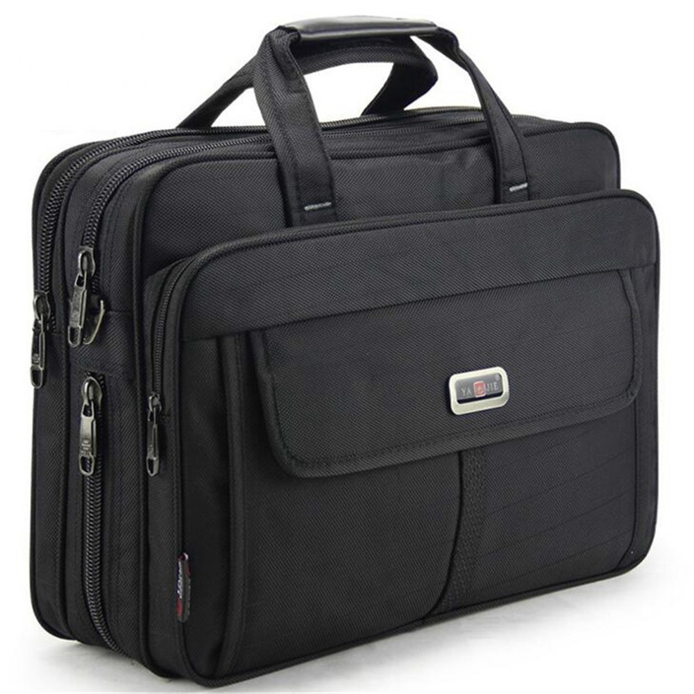 OYIXINGER Business Briefcase 15.6 Inches Men Handbags Work Bag For Lawyer Office Handbag Women Waterproof Nylon Laptop Bags 2020