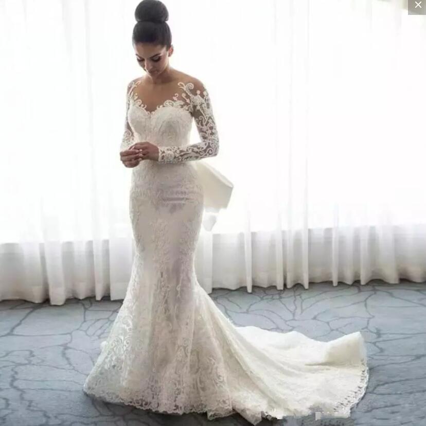 Robes de luxe femme mariage
