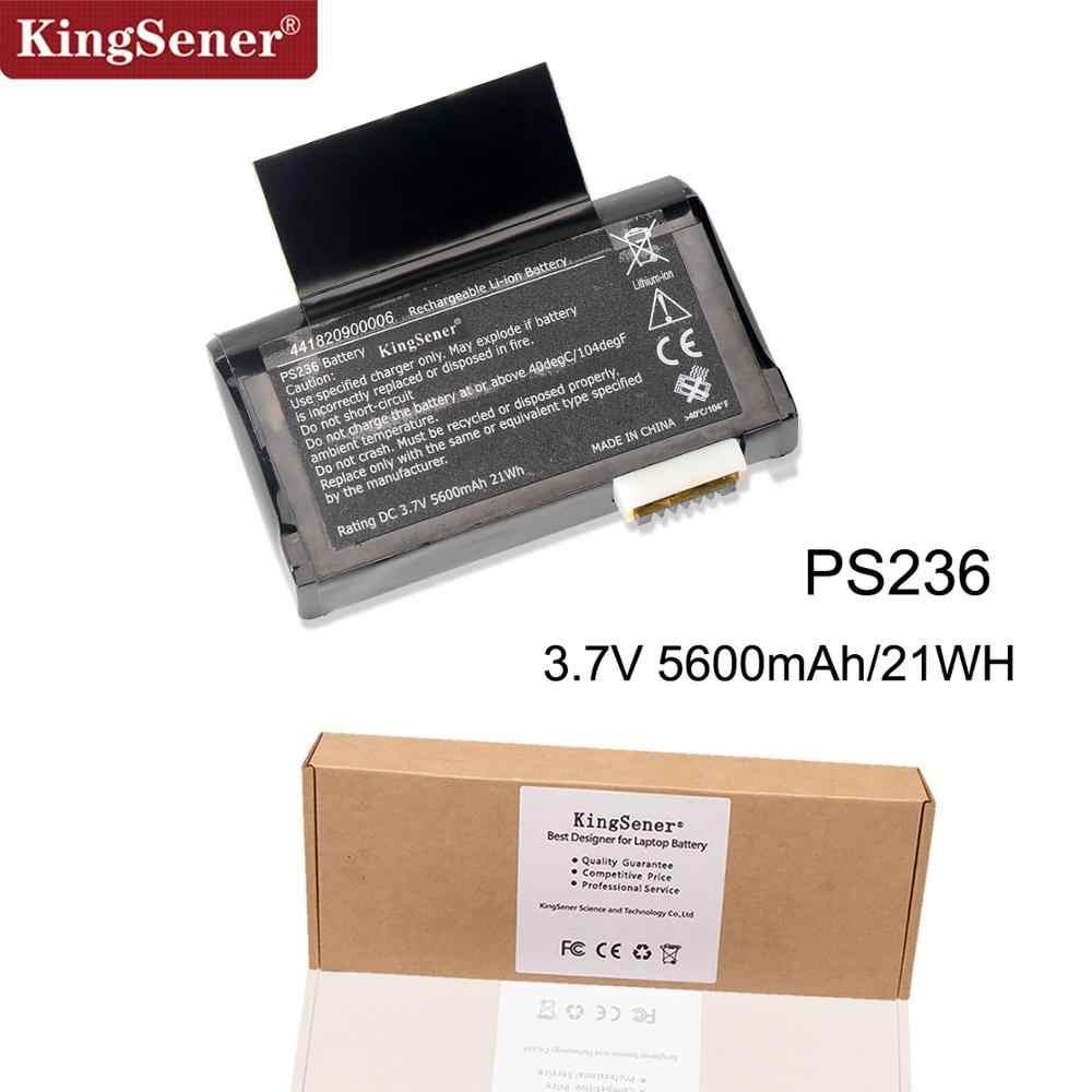 KingSener новый литий-ионный аккумулятор для Getac PS236, PS336, 441820900006, 441849800010, PS236 Аккумулятор 3,7 в 5600 мАч Бесплатная 2 года гарантии