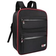 Bubm рюкзак с игровой символикой, система для путешествий, игровой Чехол для Playstation 4/Ps4 Pro/Slim/Xbox One X, консоль и аксессуары