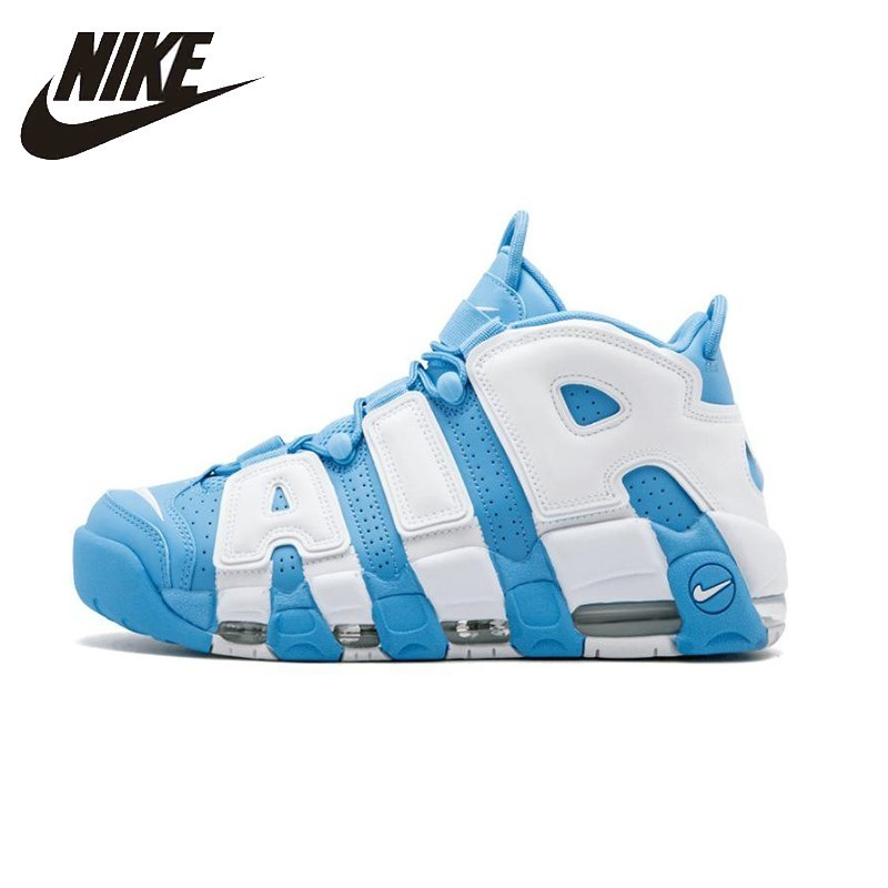 NIKE Air More Uptempo Original Mens Basketball Shoes Stability Breathable Comfortable Support Sports Sneakers For Men Shoes
