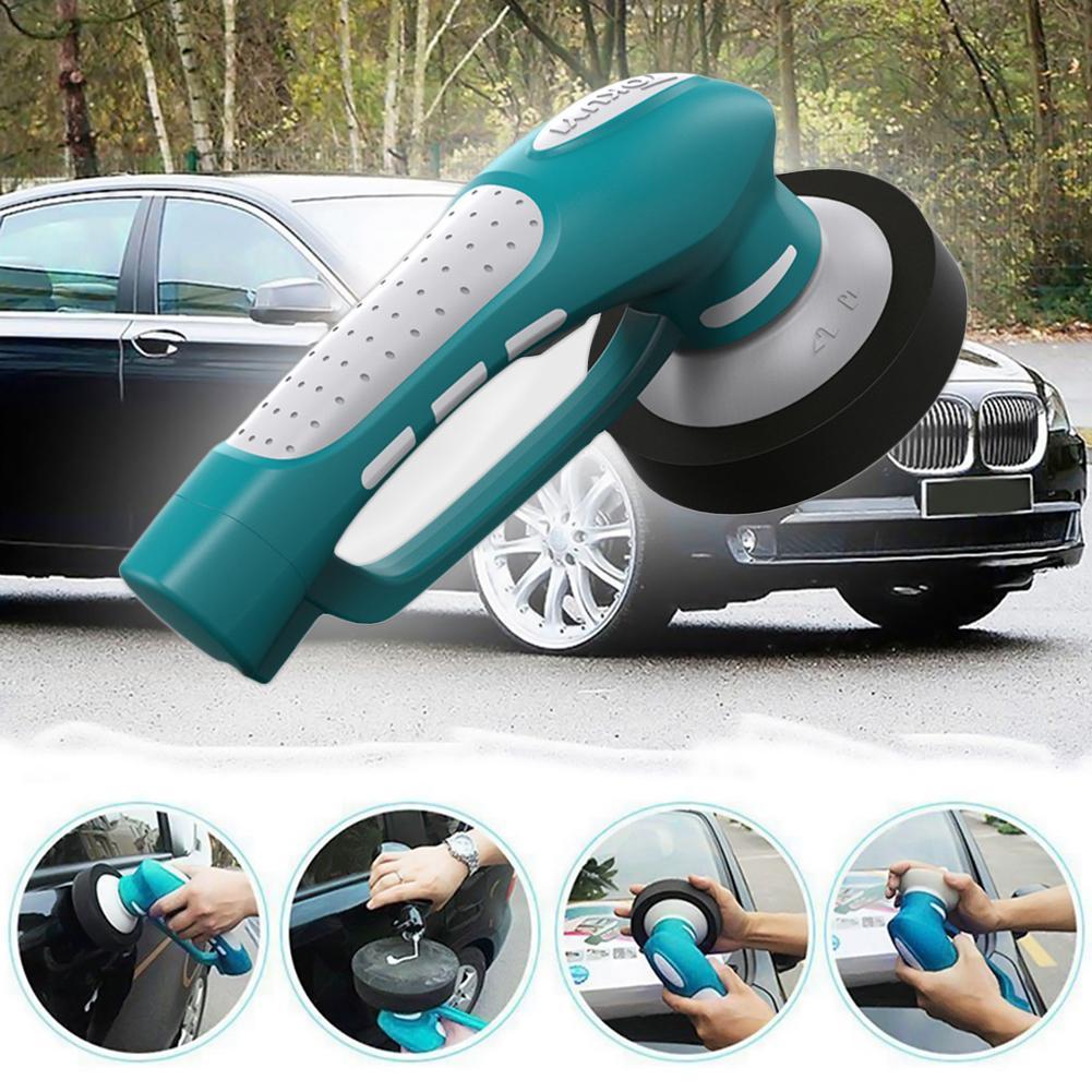 New Style Multi Functional Auto Beauty Polishing Machine Waxing Polisher Wireless Charging Kitchen Cleaner Car Washing Machine