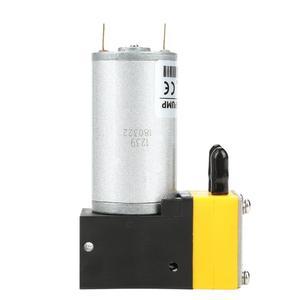 Image 4 - Новый электрический двигатель постоянного тока 12 В/24 В 0,4 1 л/мин, микро мембранный вакуумный самовсасывающий водяной насос