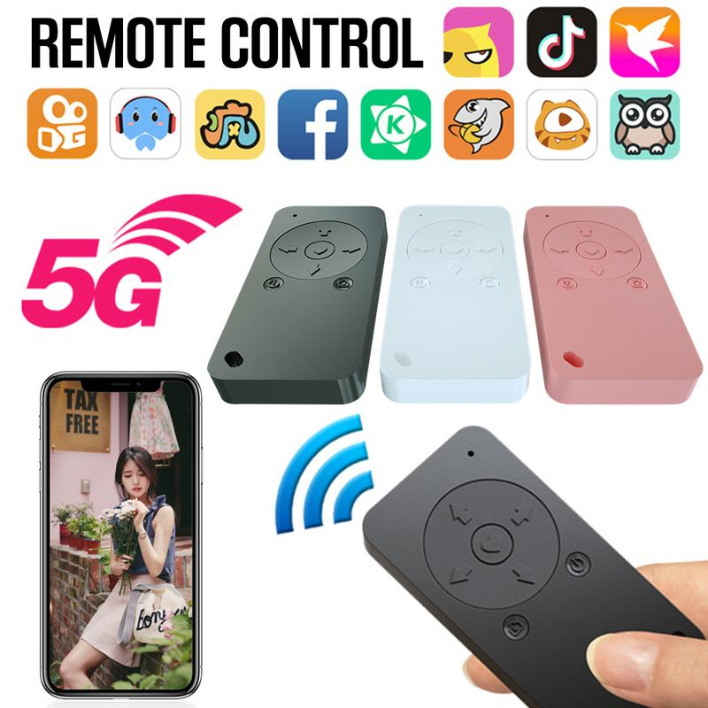 Image 5 - Portable Remote Control Wireless Bluetooth Self Timer Video Page Turning Shutter Multifunctional Mini Devices For Mobile Phones-in Remote Controls from Consumer Electronics
