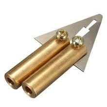 Головка шпателя пластиковая для горячего степлера автомобильный бампер для крыла обтекатель сварщик Ремонт для пистолета