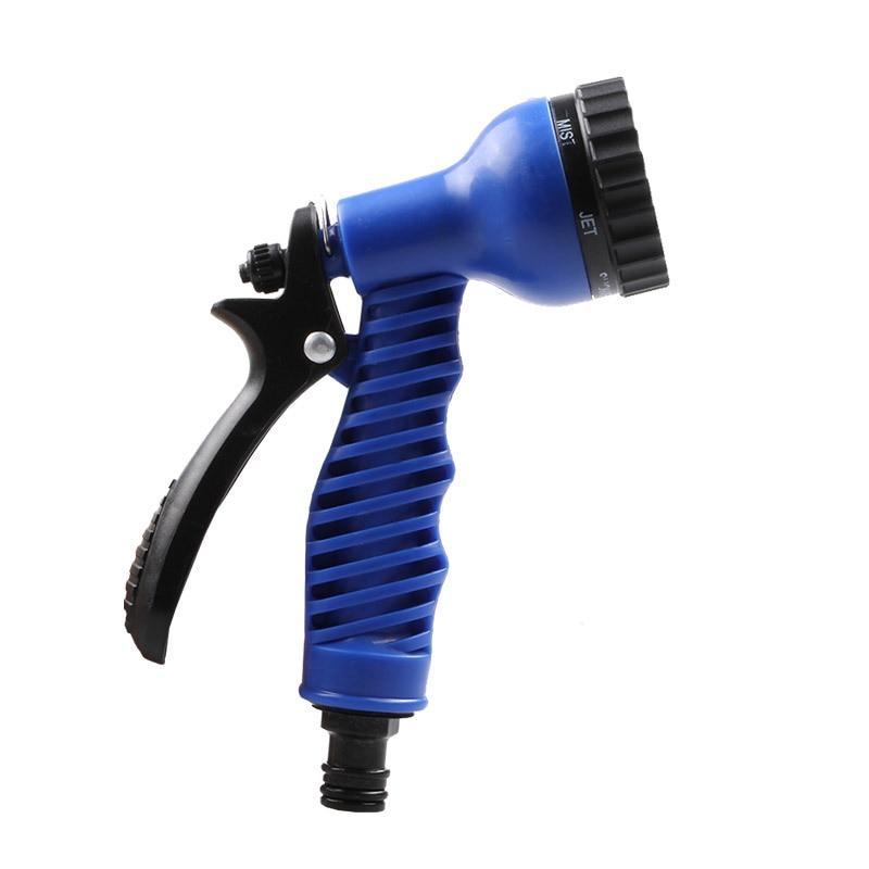 7 in 1 Patterns Garden Water Sprayers Water Gun Household Watering Hose Spray Gun for Car Washing Cleaning Lawn Garden Watering-in Garden Water Guns from Home & Garden