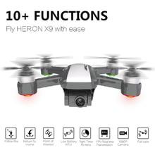 JJRC X9 цапля gps 5 г Wi Fi FPV системы с 1080 P камера оптический поток позиционирование RC Drone Quadcopter RTF