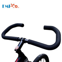 Bicycle Butterfly Handlebar FMF 31.8*560mm Aluminium Alloy MTB Fixed Gear Road Bike Cycling + Cover Tape