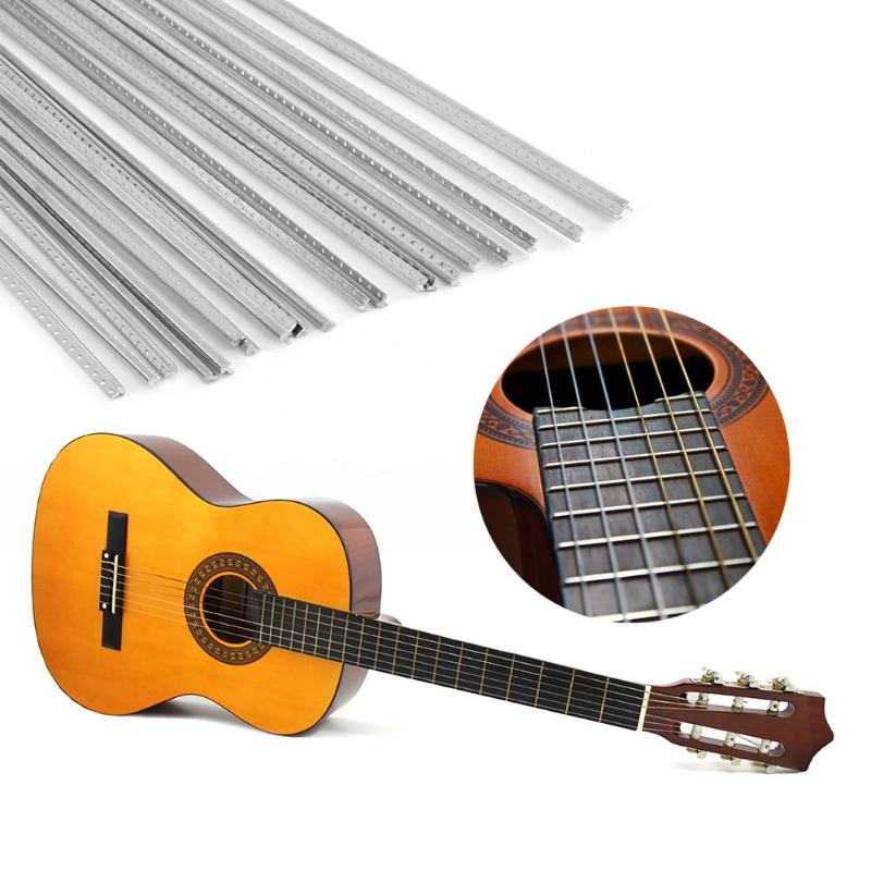 Musical Instruments Beautiful 60cm Guitar Fret Wire Copper Nickel Alloy Fingerboard Acoustic Accessories