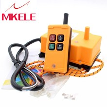 цена на HS-4 Wireless Transmitter  New Arrivals Crane Industrial Remote ControlPush Button Switch China High Quality