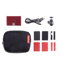 AL MX Camera LED Video Light Photography Fill Video Light 2800 6500K CRI>95 LED Mini Video Light Camera Camcorder