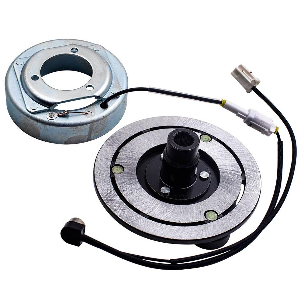 Компрессоры кондиционера Магнитный шкив сцепления магнитная катушка подходит для Mazda 3 5 - 3