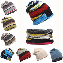 8dd680eec4d 10 Styles Winter Hats Scarf Men Women Fleece Warm Windproof Caps Beanie  Neck Warmer Multifunction Outdoor Ski Hat Snood Scarves