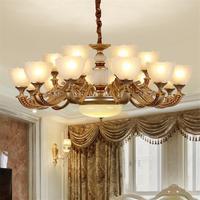 Промышленный Декор Chambre Fille Nordic Винтаж свет освещение светильник Lampara Colgante Lampen современный декор Maison подвесной