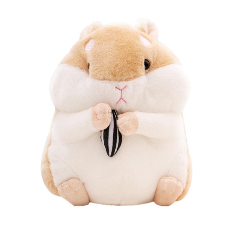 Welding Equipment 1pc Kid Doll Hamster Toy Realistic Stuffed Animal Pattern Christmas Simulation Toy Plush Doll For Christmas Home Decor Children Products Are Sold Without Limitations