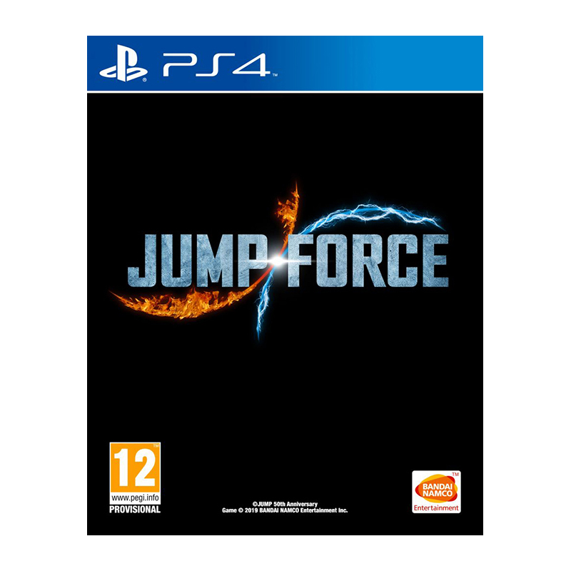 Game Deals Sony Playstation 4 Jump Force