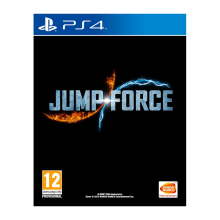 Игра для Sony PlayStation 4 Jump Force, русские субтитры