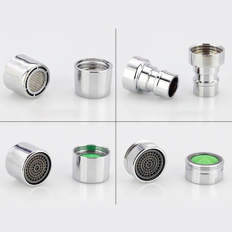 1Pcs Water Saving Nozzle Bathroom Accessories Spout Net Faucet Aerator Prevent The Splash Faucet Bubbler Faucet Connector Shower