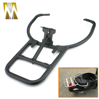 For Piaggio Vespa GTS 300 GTS300 Rear Luggage Rack Bracket Cargo Support Holder For Vespa Scooter Accessories For Vespa Motor