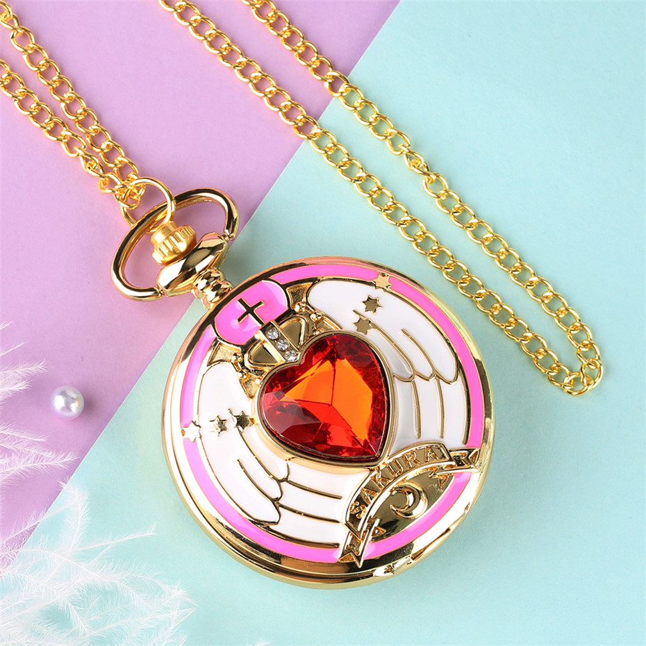 Cardcaptor Sakura Pocket Watch