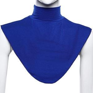Image 2 - Moslim Islamitische Hijab Vrouwen Extensions Hals Borst Terug Cover Modale Onder Zachte Sjaal Wrap Neck Cover Hoofddeksels Sjaal Wereld Apparel
