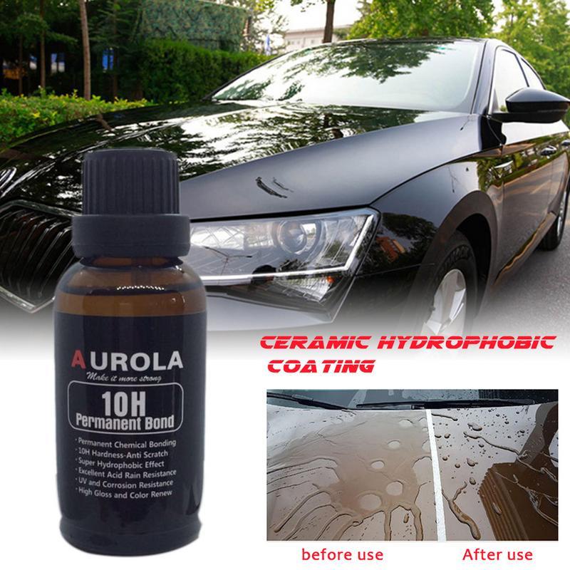 10 H Automotive Crystal Plating 50 ml Coating Film Nano Repair Agent Liquid Car Scratches Polishing Oxidation Coating|  - title=