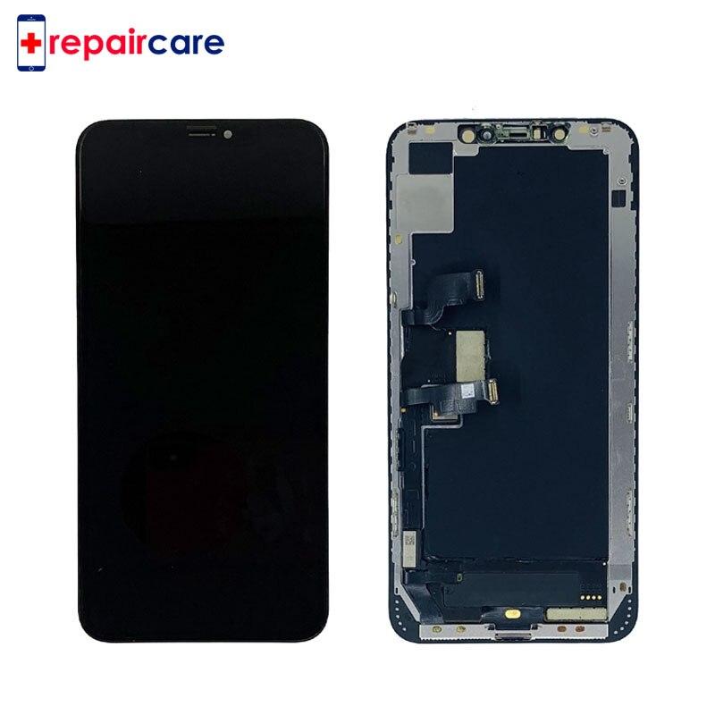 Téléphone portable LCD Pour iphone XS MAX XR Écran D'origine Nouvelle Qualité 3D Tactile Pour iphone X XS MAX XR écran LCD l'assemblée