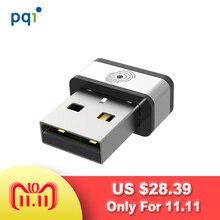 PQI My Lockey Fingerprint USB Dongle World s Fastest Goldkey Identification Within 0 15 Seconds USB