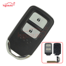 цена на Kigoauto Replacement Shell Smart Remote Key Case Fob 2 Button for Honda Accord CRV Fit Remote Car key shell with emergency key
