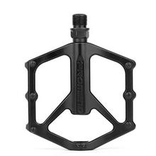1pair Mountain Bike Pedal Lightweight Aluminium Alloy Bearing Pedals for BMX Road MTB Bicycle Bicycle Accessories 1 pair bicycle pedal mtb aluminium alloy mountain bike bicycle cycling 9 16 pedals flat black bike pedal bicycle parts