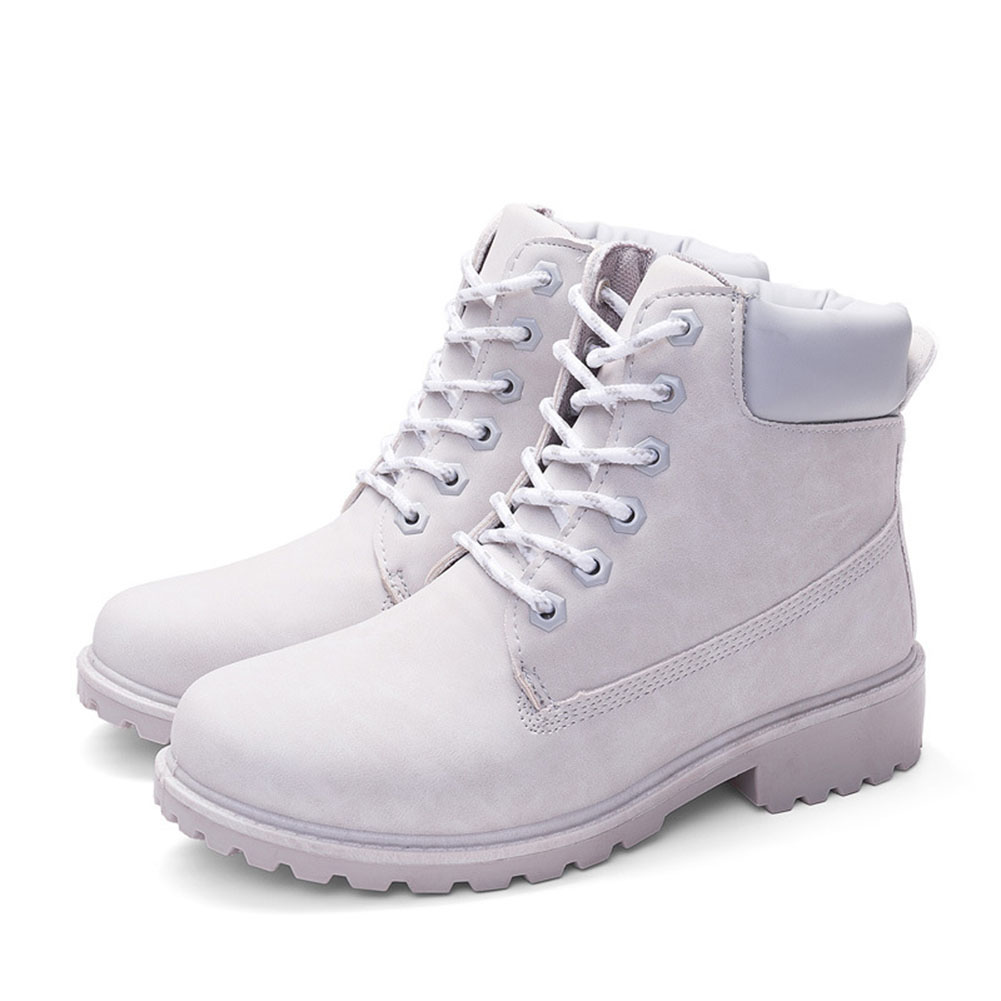 Autumn Winter Fashion  Boots high quality Women Casual Cool Outdoor Shoes