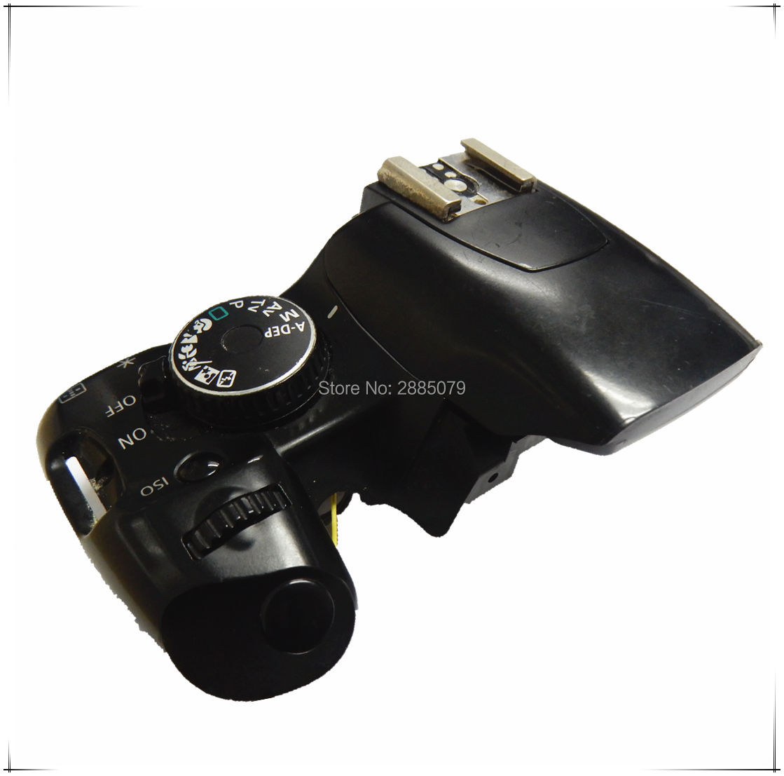 Camera Repair Replacement Parts Digital Rebel XSi FOR EOS KISS X2 FOR EOS 450D Top Cover For Canon