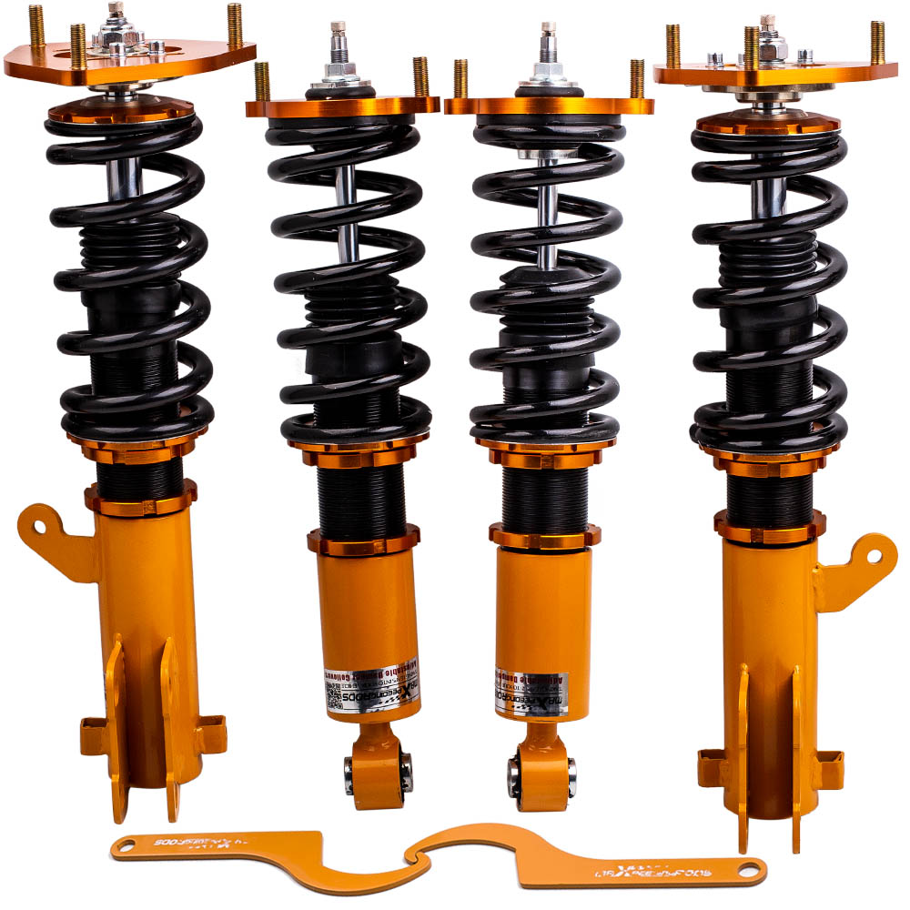 Full Coilover Suspensions For Mitsubishi Eclipse 2000 2005 Shock Absorber Strut Kit