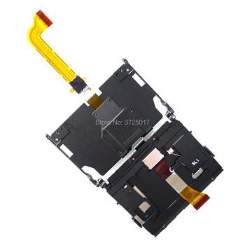 Nowy odwróć LCD zawias wał z elastycznym kablem do Panasonic DMC-GF6 GF6 Camerra tanie i dobre opinie Kamery Kamery lustra goglibee
