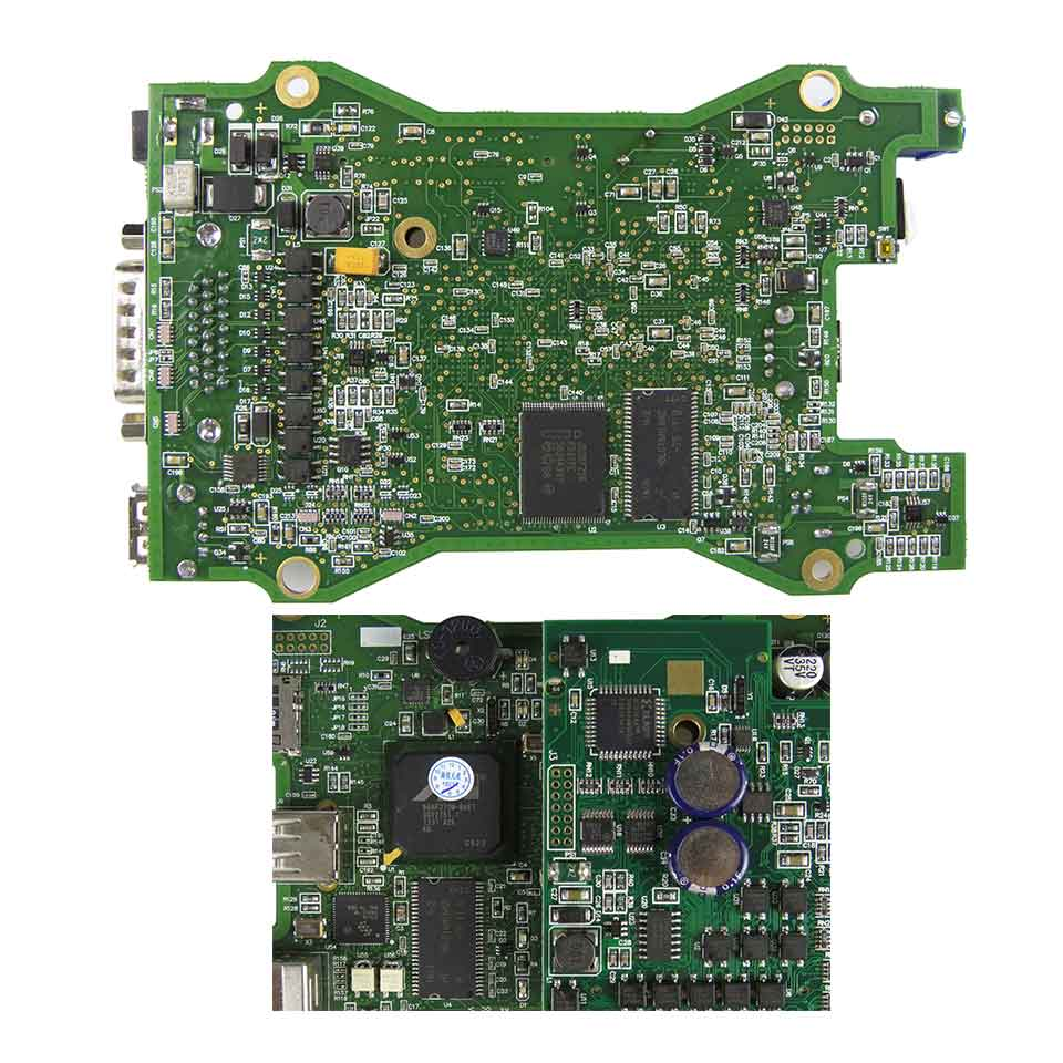Best Quality VCM2 V101 OBDII Car Diagnostic Tool for M azda VCM II IDS Diagnostic System
