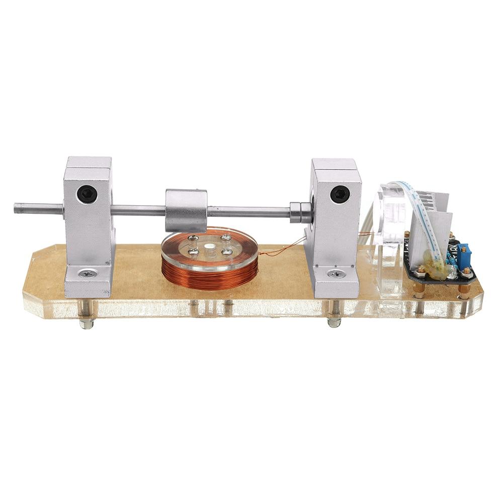 STARK-28 moteur de Hall haute vitesse 2Wr//Min moteur de lévitation magnétique modèle d'enseignement 12 V 200*60*70 jouet de Machine d'apprentissage