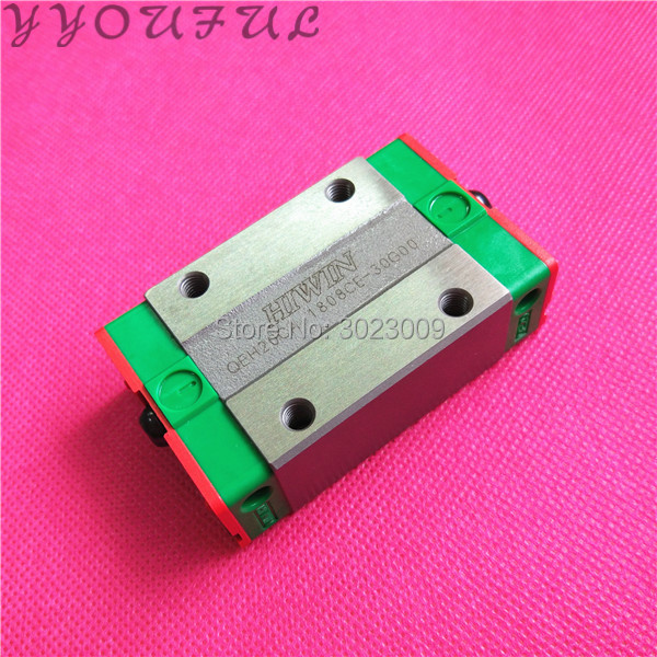 Large format printer block slider Mutoh Xenons Wit color Witcolor Lecai Locor linear slider QEH20CA 1pc