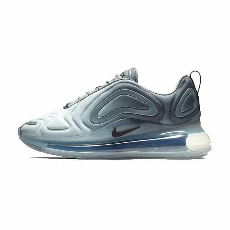 Nike Air Max 720 امرأة احذية الجري الأصلي تنفس وسادة هوائية رياضية مريحة أحذية رياضية # AR9293