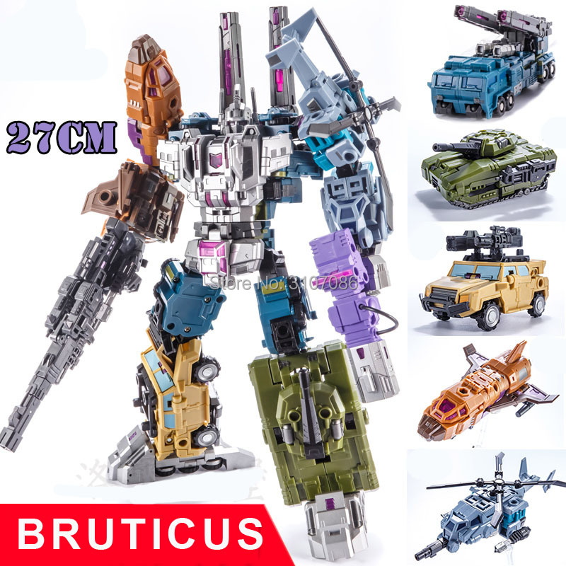 G1 PT05 PT 05 Transformation Bruticus 5IN1 Action Figure Oversize Robot Toys No Retail Box