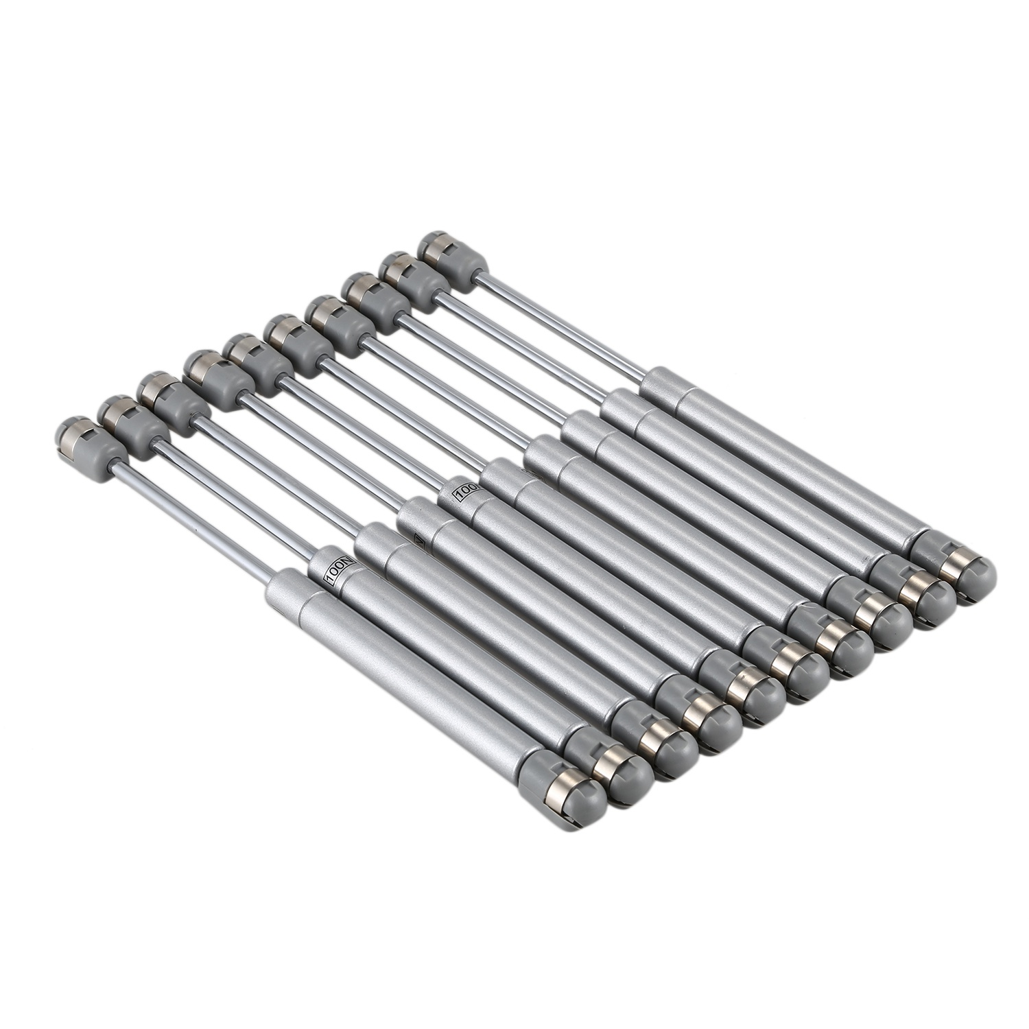 Expressive Hot Sale 10pcs 100n/kg Door Lift Pneumatic Support Hydraulic Gas Spring Stay For Furniture Hinge Kitchen Cabinet Stay Hold Discounts Price