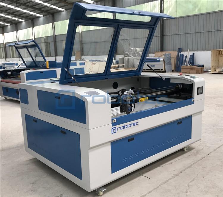 Cortadora del laser del metal fino del bajo costo de China, cortador - Maquinaría para carpintería - foto 3